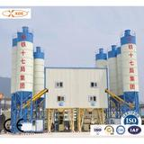 HZS-120 concrete batching plant